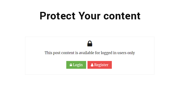 BS Input - Social Login and Register Popup With Shortcode & Site Locker - 2